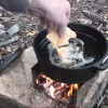 180 Tack Survival Stove Fish Fry | Living Survival
