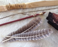 An Introduction to Making a Traditional Arrow, Part 1