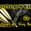 Best Archery Sling Bow for Hunting / Survival / Bug Out Bag? – Ep. 4 – Chief AJ's Survival Slingshot