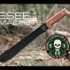 Black Scout Reviews – ESEE Knives Lite Machete