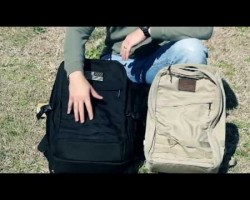 Black Scout Reviews – GoRuck GR1 and GR2