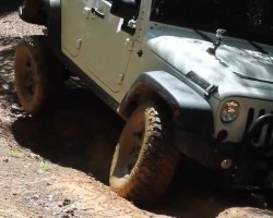 Black Scout Reviews – Greenbrier Resort Off Road Tour