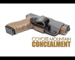 Black Scout Reviews – IWB Holster from Coyote Mountain Outdoors