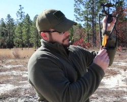 Black Scout Reviews – Survival Slingshot with Whisker Biscuit Attachment