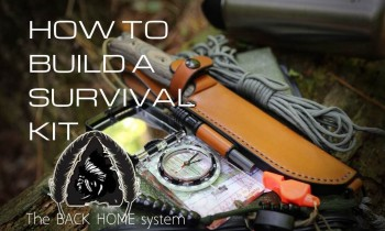 Black Scout Tutorials – How to Build a Survival Kit