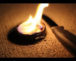Black Scout Tutorials – How to Build a Fire Can