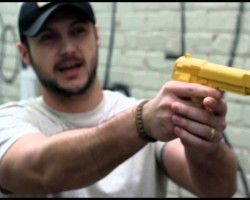 Black Scout Tutorials – Pistol Disarming from an Untrained Shooter