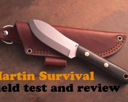 Blind Horse Knives Western Drover Review and Field Test