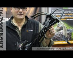 """Cool NEW Gear – Finally a Modern """"Take Down"""" Survival Crossbow – from Kodabow – Made is USA"""