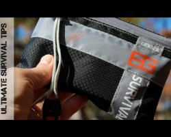 Gerber Bear Grylls ULTIMATE Survival Kit – REVIEW – Best Survival Kit for Emergencies and Disasters?