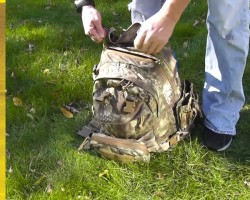 Grey Ghost Gear Legacy 3-Day Pack | Living Survival