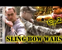 Pocket Preditor SERE Slingshot – REVIEW – Ep. 2 – Best Survival Hunting / Bug Out Bag / Sling Bow