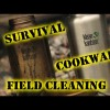 Survival Quick Tip – Restore Charred Cookware WITHOUT Soap – Easy Camp Cookware Clean Up!