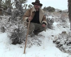 Tracking Small Game Animals In the High Desert