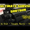 DP-12 Shotgun – First Look – Ultimate Survival / Bug Out / Zombie Apocalypse Gun – SHOT Show 2015