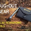 BUG-OUT GEAR!! Sunjack Solar Energy Recharging Tools- Black Scout Reviews