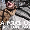 Most Affordable BOB LA Police Gear 3-Day Pack | Living Survival