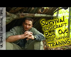 NEW! Survival / Bug Out  / Bushcraft / Self Defense / Emergency Disaster Training – Ultimate Best