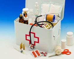 Contents of a First Aid Kit