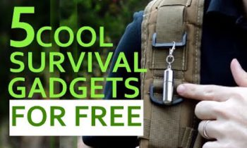 5 Survival Gadgets You Can Get For Free 2017
