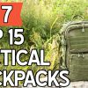 15 Best Tactical Backpacks 2017