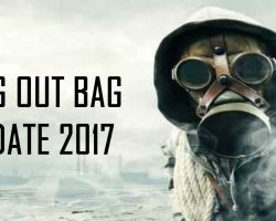 Bug out Bag Update. Bug out bag 2017