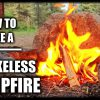 "How To Make A Smokeless Campfire – ""Tip Of The Week"