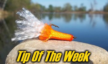 """Paracord Fishing Lure – """"Tip Of The Week"""" E37"""