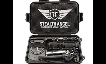 Product Review of Stealth Angel Survival Kit 8-in-1 Tactical Kit