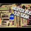ULTIMATE Winter Bug Out Bag Gear Loadout | Canadian Pr