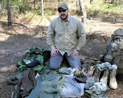 Black Scout Tutorials – Bugout Clothing (What to Wear When Bugging Out)