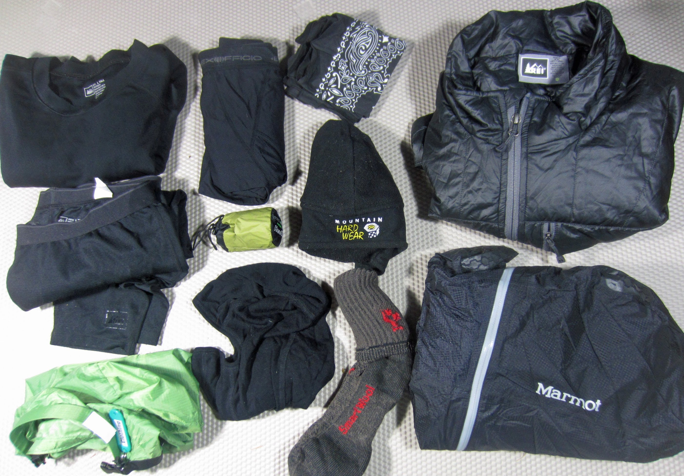 Clothing Module Part 1 Building A Bug Out Bag By