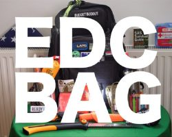EDC Bag: What Do I Keep In My Backpack? | Everyday Carry & Survival Gear 2018 — Budget Bugout