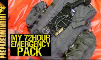 FAQ: What's Inside my 72 Hour Emergency Pack? – Preparedmind101