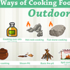 7 Ways Of Cooking Outdoors