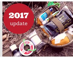 First Aid Kit Build: 2017 Supplies Update
