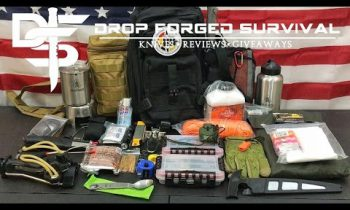 My Bug Out Survival Bag – 2017