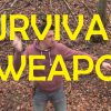 SURVIVAL Hunting Weapon – THE BOLA
