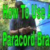 Survival Kit Tips: How To Use A 550 Paracord Bracelet
