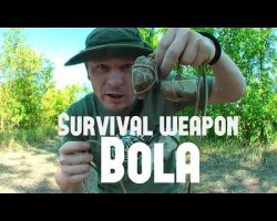 Survival weapon- Bola