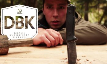 The Ultimate Tactical Survival Knife // Lionsteel M5
