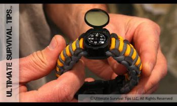 WOW! Wazoo Wearable Survival Kit (18 Survival Items) Bracelet / Best EDC Paracord Bracelet