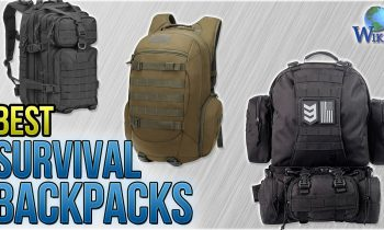 10 Best Survival Backpacks 2018