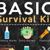 Basic survival kit