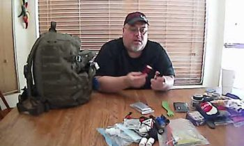 Bug Out Bag and Contents