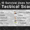 10 survival uses for a tactical scarf