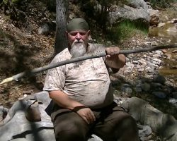Primitive Weapon- Bow and Arrow