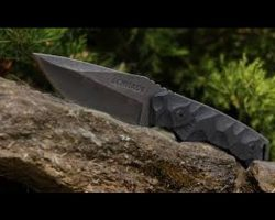 schrade schf14 knife review-The Survival Channel