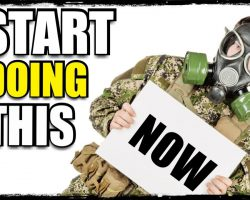 Start Doing This Now To be Successful: Prepping and Survival Tips