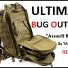 ULTIMATE BUG OUT BAG? Assault Rush Pack Backpack Review BEST BOB FOR PRICE? Top Rated Hiking Budget